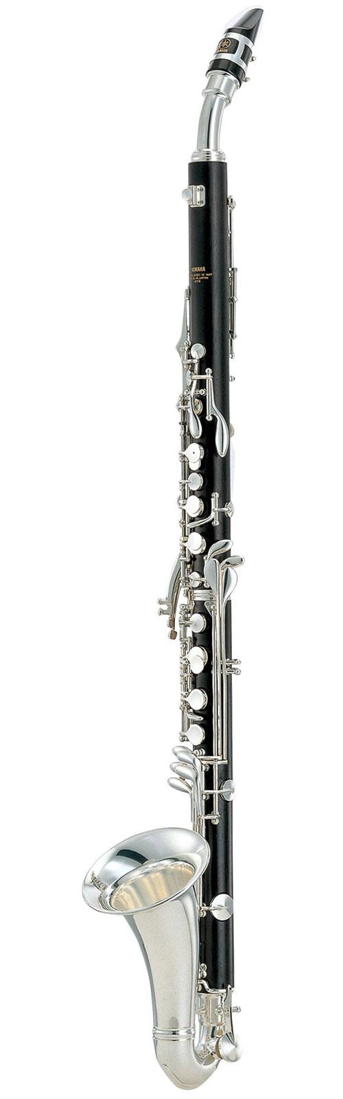 Yamaha Ii Bass Clarinet